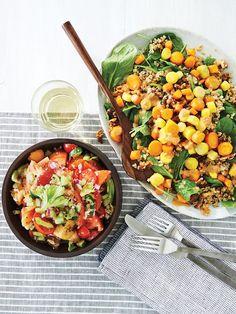 33 Best Salad Recipes images in 2018 | Salad recipes, Food