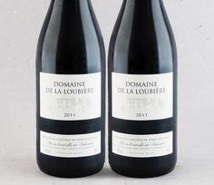 Duo Domaine de la Loubière #rhone #vinhofrances #seloreserva #vinhodesconto #provance