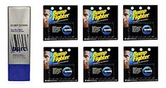 Barc Bump Down Razor Bump Relief AlcoholFree Unscented Lotion 334 Oz  Bump Fighter Cartridge Refill 5 Ct 6 Pack -- Be sure to check out this awesome product.