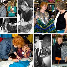 Sew Kansas July 2014 - Sewing Workshop Sewing Retreat - Topeka, KS - Linda Lee