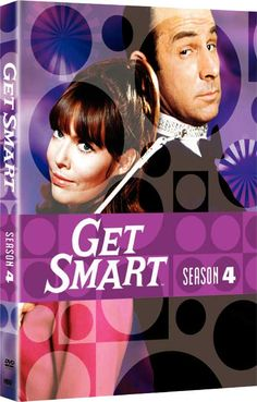 """Get Smart"" - Agente 86 (Tv Series 1965-1970) Created by Mel Brooks and Buck Henry http://en.wikipedia.org/wiki/Get_Smart"