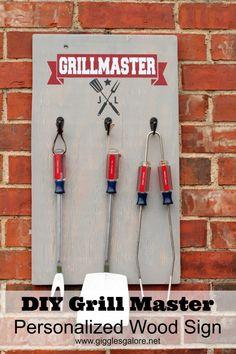 DIY Grill Master Per