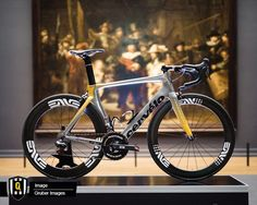 Bike and Art-The Night Watch, Rembrandt, 1642- Tour de France 2015- Gruber. -->