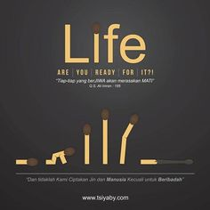 Are you ready? Islamic Quotes, Islamic Posters, Islamic Messages, Muslim Quotes, Quran Quotes, Hindi Quotes, Bff Quotes, Motivational Quotes, Inspirational Quotes