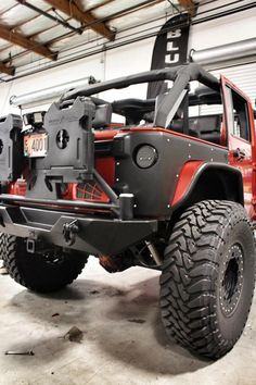 Rear bumper setup. - Jeep Wrangler Forum
