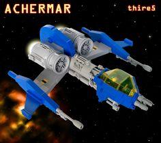 Achermar+starfighter