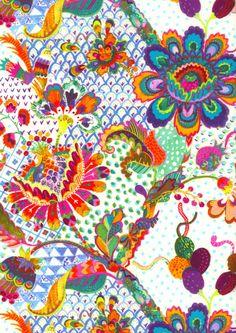 Liberty Fabrics - Grand Bazaar C - The Strawberry Thief