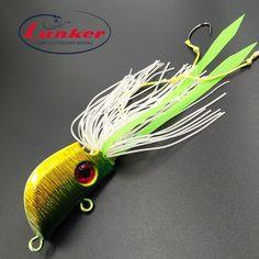 kingfish Jigs Octo Micro Jig X5 Tuna Jigging 100g Slow Pitch Snapper