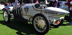 "1909 (Mercedes) ""Blitzen"" Benz — World Land (or Water or Air) Speed Record Holder 1914-1919 — 141.7MPH on Daytona Beach"