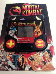 Tiger Electronics Mortal Kombat