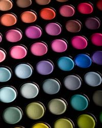 A set of multi-coloured eyeshadows you never know they could be in your house right now.