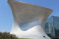D.F. Mexico City. Museo Soumaya.