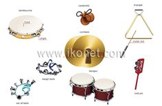 percussion instruments pictures | percussion instruments image
