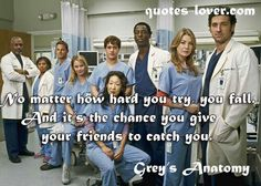 Greys Anatomy - George! I miss George...