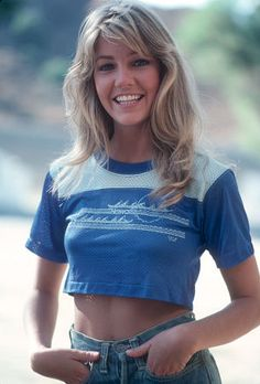 Heather Locklear - Dreamy Pin Up Girl. Young Celebrities, Beautiful Celebrities, Most Beautiful Women, Beautiful Actresses, Beautiful People, Celebs, Heather Locklear, Up Girl, Cool Outfits