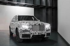 CONTACTO INFORMATIVO: El Primer Suv De Rolls-Royce LlegarÁ Dos AÑOs Ante...
