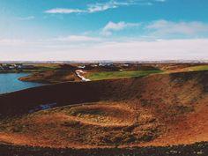#iceland #mývatn  | Matt Hunsberger | VSCO Grid