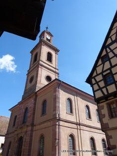 Riquewihr(68)-Église protestante sainte-Marguerite!