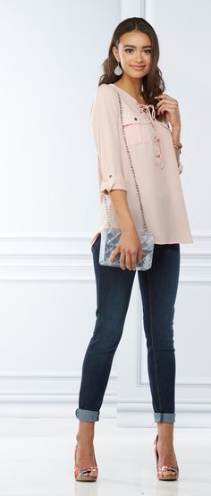 This an ultra soft and relaxed summer top. The detail at the neckline that also draws the eyes in. Business Fashion, Bodies, Stylists, Bell Sleeve Top, Dressing, Feminine, Neckline, Eyes, Detail