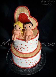 Marzia Caruso Cakes - Valentine's Day