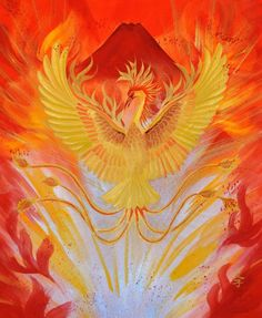 Phoenix Rising, Good Fortune, Fantastic Art, Butterfly, Bird, Inspiration, Angels, Paintings, Design