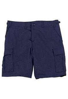 Midnite Blue BDU Combat Shorts ! Buy Now at gorillasurplus.com