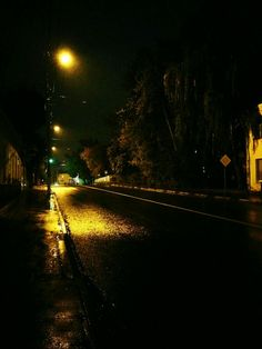 Light trails on road at night Light Trails, Royalty Free Pictures, Rain Drops, Night Photography, Rainy Days, Night Time, Paths, Seasons, Autumn