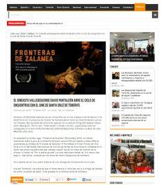 En El Periódico de Canarias http://www.elperiodicodecanarias.es/123el-cineasta-vallesequense-david-pantaleon-abre-el-ciclo-de-encuentros-con-el-cine-de-santa-cruz-de-tenerife/