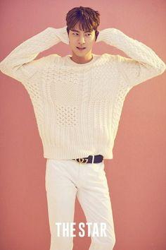 """[Photos] """"Scarlet Heart: Ryeo"""" Hong Jong-hyeon, """"I think a lot when I look at Lee Joon-ki and Kang Ha-neul"""""""