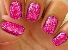 Pink nails pic | Woman Hair and Beauty pics