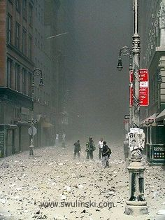 10.55 a.m. September 11, 2001 from Barbara C.--Certainly a day I'll never forget...mkc.