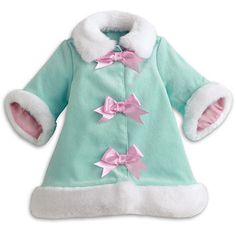 winter coat! For my future little girl :)