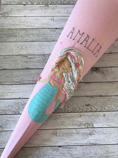 """Schultüten - NEU !! Schultüte """"Meerjungfrau"""" - ein Designerstück von Kate-s bei DaWanda"""