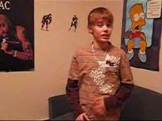 With You - Chris Brown Cover - Justin singing<<< I literally just cannot omg he has come a long way, I'm just so proud of him :')