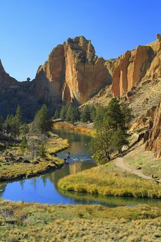 Smith Rock State Park | Oregon (by Bill Dahl)