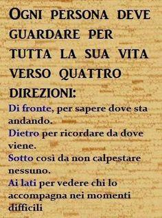 Italian Phrases, Italian Quotes, Best Quotes, Life Quotes, Sutra, Important Quotes, Foto Baby, Magic Words, Zodiac Quotes