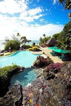 Pacific Resort Aitutaki ~ Cook Islands, New Zealand
