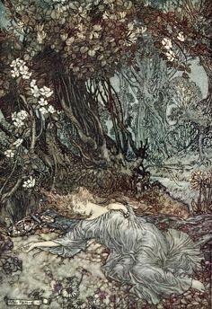Arthur Rackham...   Kai Fine Art