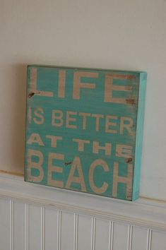 Beach poster from kspeddler on #etsy