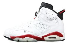 c3971b580f5551 Authentic Air Jordan 6 VI Retro Infrared
