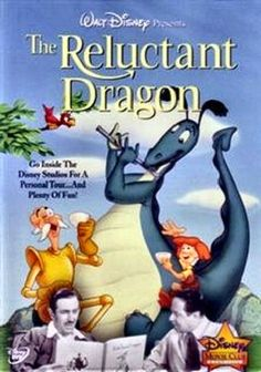 1941 The Reluctant Dragon, a perfect little film for anyone interested in Disney history.