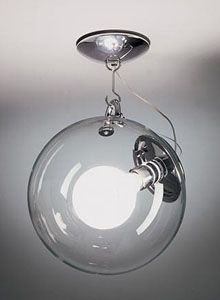 Artemide Miconos Modern Ceiling Lamp by Ernesto Gismondi #lamp #ceilinglamp