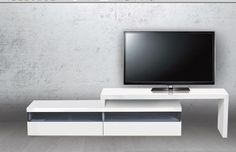 Easy Entertainment Center by Casabianca Home