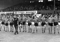 World Cup Finals, 1966, Middlesborough, England, 19th July, 1966, North Korea 1 v Italy 0, The Italian team line up before their Group Four match.