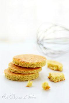 Biscuit joconde : base pour entremets ou bûche