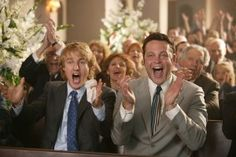 Wedding Crashers - You need to own it. What a hilarious movie. What can you say about Bradley Cooper? The ever adorable Rachel McAdams or the off the wall Will Ferrell. Just love the movie! Every character was wonderful!