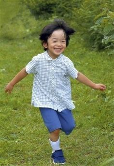 This is Prince Hisahito of Japan. The future of the world's oldest monarchy depends on him.