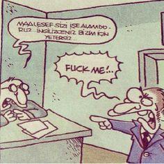 #karikatur #karikatür #komik #ingilizce #yetersiz #fuckme
