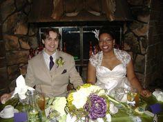 Real Life Princess and the Frog themed Wedding