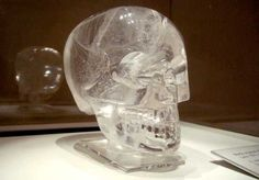 "Elaborate hoax of the ""crystal skulls"" - All skulls examined so far have been less than 200 years old and made in Europe,  no Mayans or Aztecs involved."